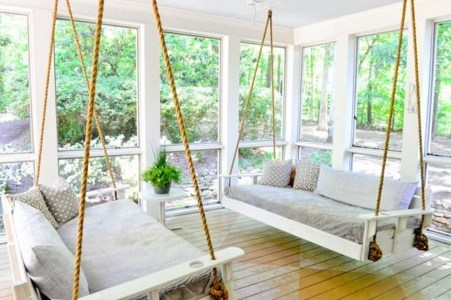 Creative Ideas To Decorate Your Outdoor Room38