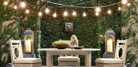 Creative Ideas To Decorate Your Outdoor Room50