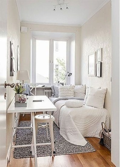 Decorating Ideas For Diy Small Apartments With Low Budget In24