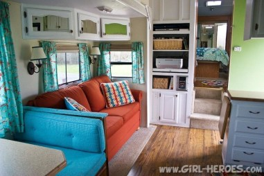 Enchanting Airstream Rv Design And Decoration Ideas For Your Travel Comfort03
