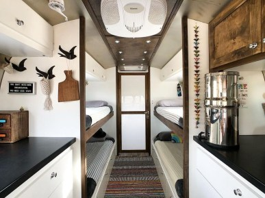 Enchanting Airstream Rv Design And Decoration Ideas For Your Travel Comfort19