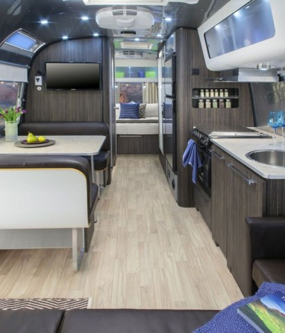 Enchanting Airstream Rv Design And Decoration Ideas For Your Travel Comfort34