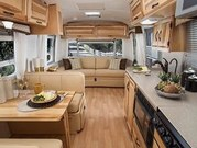 Enchanting Airstream Rv Design And Decoration Ideas For Your Travel Comfort36