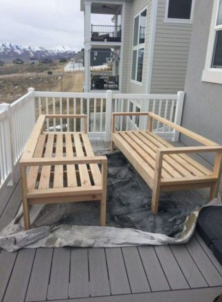 Fabulous Diy Outdoor Bench Ideas For Your Home Garden06
