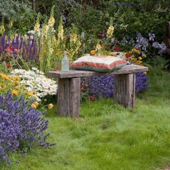 Fabulous Diy Outdoor Bench Ideas For Your Home Garden15