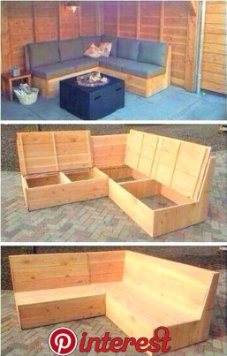 Fabulous Diy Outdoor Bench Ideas For Your Home Garden26