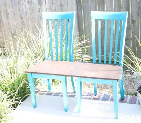 Fabulous Diy Outdoor Bench Ideas For Your Home Garden38