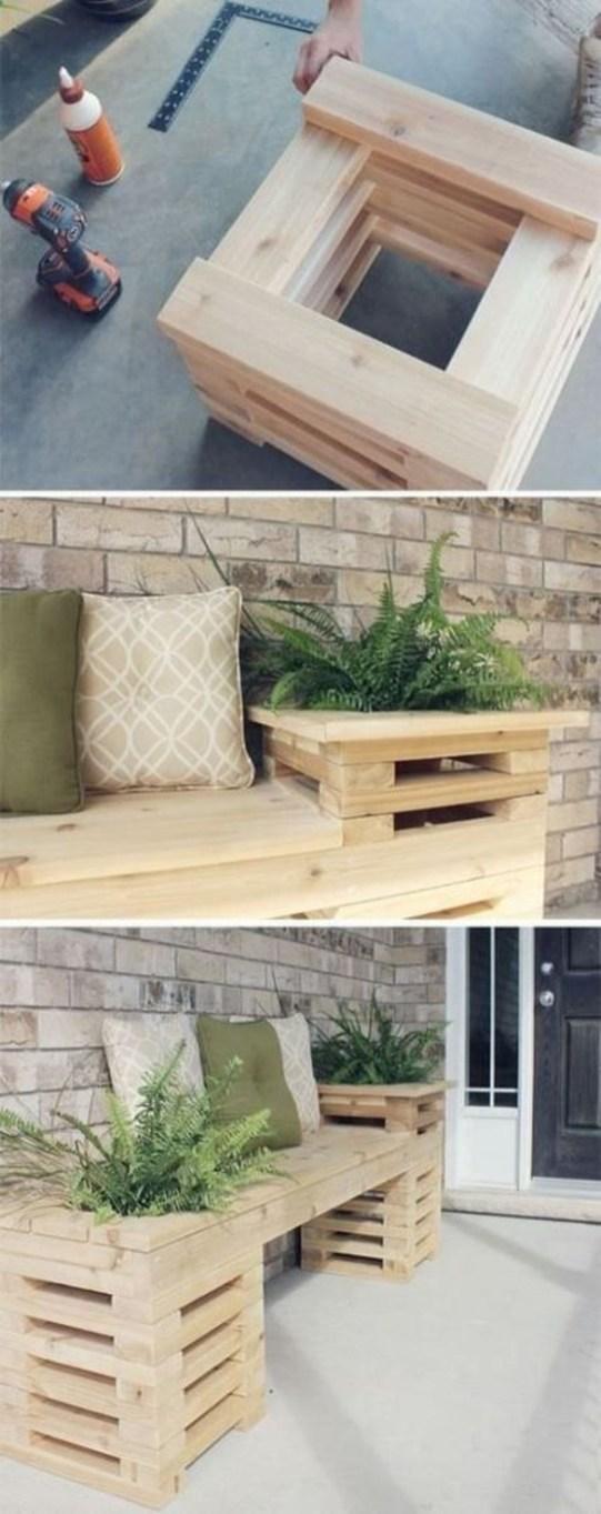 Fabulous Diy Outdoor Bench Ideas For Your Home Garden45