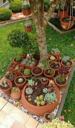 Gorgeous Succulent Garden Ideas For Your Backyard21