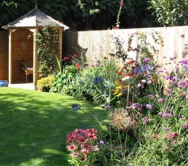 Impressive Gazebo Design Inspiration For Minimalist Garden09