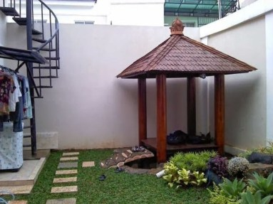 Impressive Gazebo Design Inspiration For Minimalist Garden28