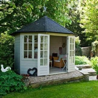 Impressive Gazebo Design Inspiration For Minimalist Garden34