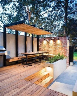 Incredible Decoration Ideas For Comfort Outdoor Your Home26