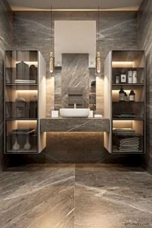 Luxury Bathroom Decoration Ideas For Enjoying Your Bath05