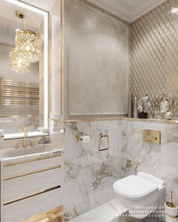Luxury Bathroom Decoration Ideas For Enjoying Your Bath11