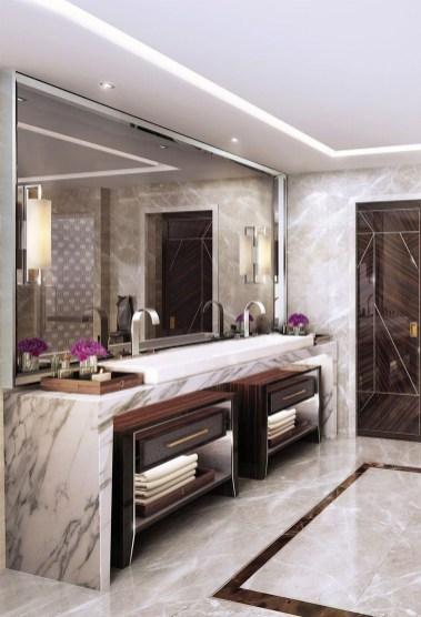 Luxury Bathroom Decoration Ideas For Enjoying Your Bath37