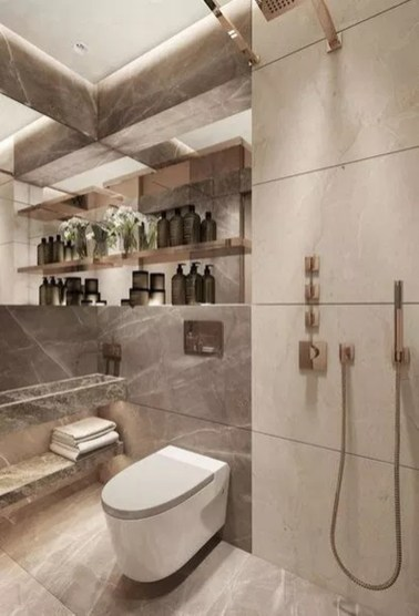 Luxury Bathroom Decoration Ideas For Enjoying Your Bath39