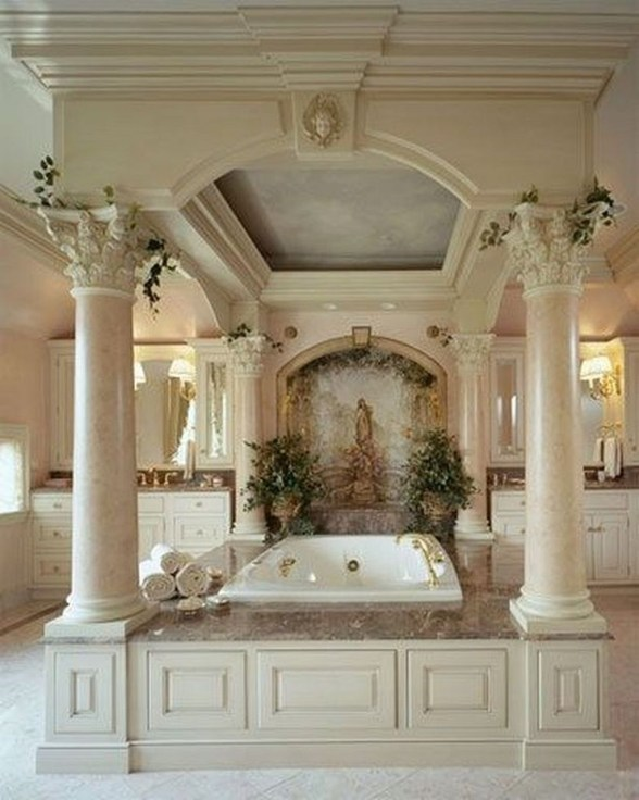 Luxury Bathroom Decoration Ideas For Enjoying Your Bath46