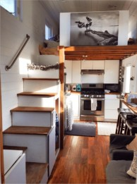 Smart Ideas For Decorating A Tiny House For Your Comfortable Family03