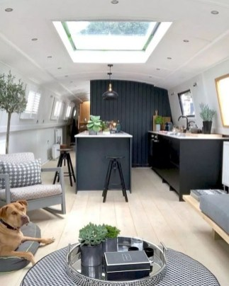 Smart Ideas For Decorating A Tiny House For Your Comfortable Family15
