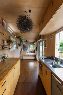 Smart Ideas For Decorating A Tiny House For Your Comfortable Family17
