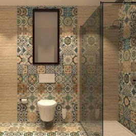 The Best Bathroom Floor Motif Ideas Ready To Amaze You28