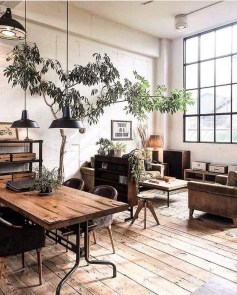 The Best Decorations Industrial Style Living Room That Will Amaze Your Guests23
