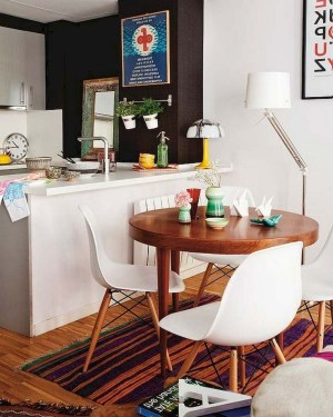 The Most Effective Tiny Dining Room Design Ideas15
