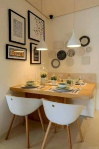 The Most Effective Tiny Dining Room Design Ideas29