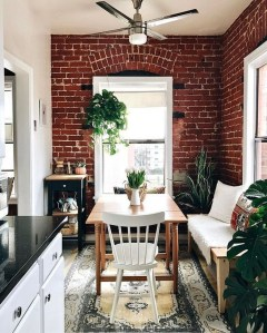 The Most Effective Tiny Dining Room Design Ideas31