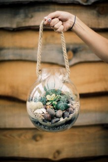Unique And Beautiful Terrarium Design Ideas To Decorate Your Home12