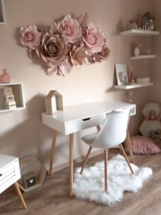 Amazing Diy Flower Wall Decoration For You Try19