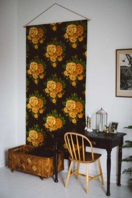Amazing Diy Flower Wall Decoration For You Try25