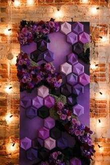 Amazing Diy Flower Wall Decoration For You Try28