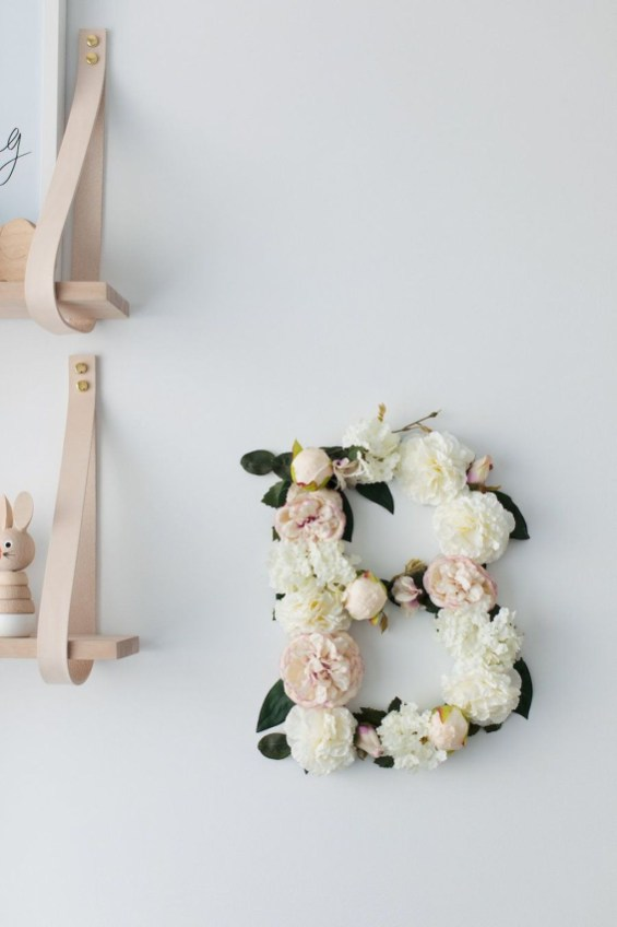 Amazing Diy Flower Wall Decoration For You Try40