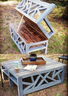 Awesome Diy Outdoor Furniture Project Ideas You Have Must See01