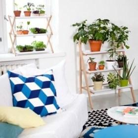 Awesome Diy Plant Shelf Design Ideas To Organize Your Garden22