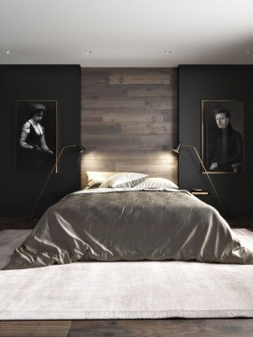 Awesome Industrial Style Bedroom Design Ideas17
