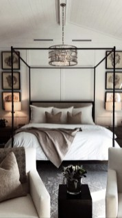 Awesome Industrial Style Bedroom Design Ideas28