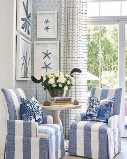 Beautiful Summer Living Room Decor Pieces To Enhance Your Home22