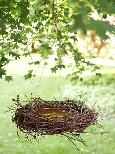 Bird Bath Design Ideas For Your Backyard Inspiration43