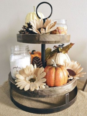 Cheap Diy Thanksgiving Decoration Ideas For Your Apartment06