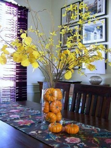 Cheap Diy Thanksgiving Decoration Ideas For Your Apartment10