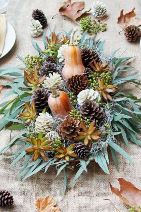 Cheap Diy Thanksgiving Decoration Ideas For Your Apartment15