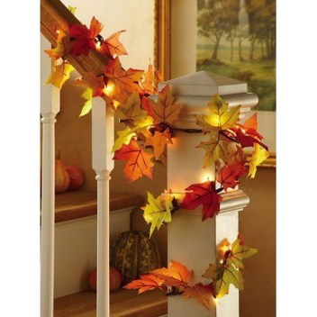 Cheap Diy Thanksgiving Decoration Ideas For Your Apartment27