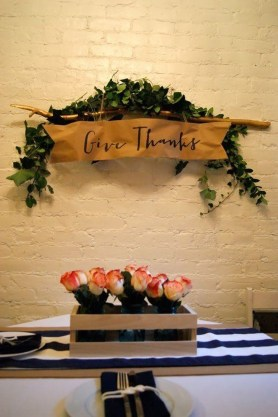 Cheap Diy Thanksgiving Decoration Ideas For Your Apartment33