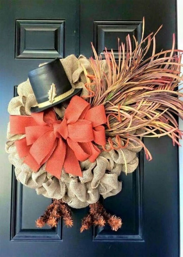 Cheap Diy Thanksgiving Decoration Ideas For Your Apartment46