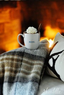 Comfortable Decorating Ideas For Winter30