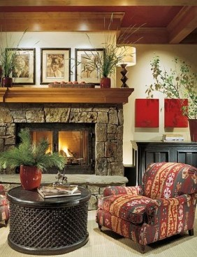 Comfortable Decorating Ideas For Winter34