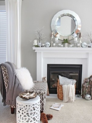 Comfortable Decorating Ideas For Winter42